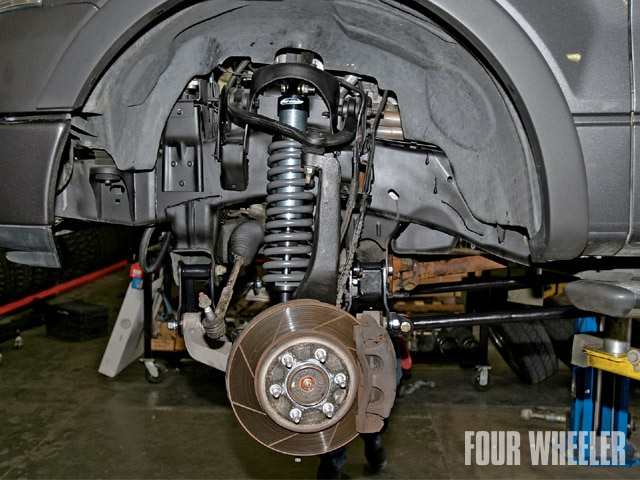 129 0910 16 z+ford f150 lift kit+braking system