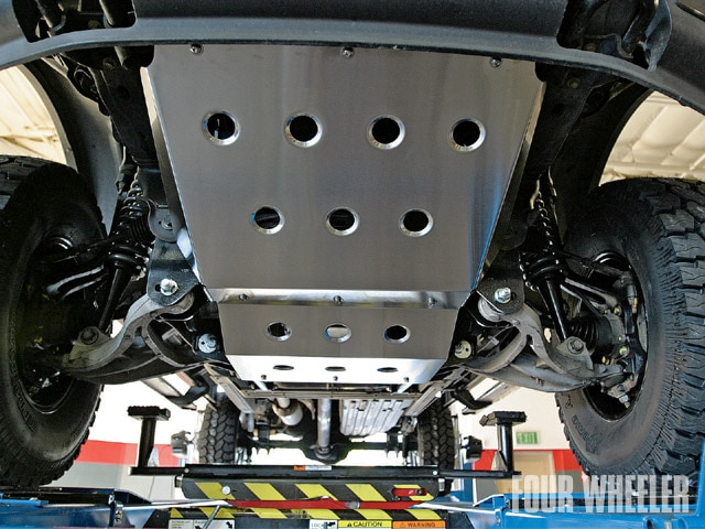 129 0910 20 z+ford f150 lift kit+skidplate