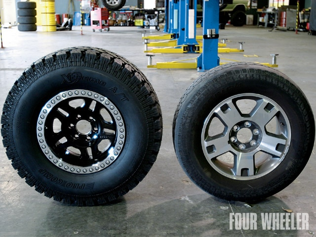 129 0910 24 z+ford f150 lift kit+tires compare