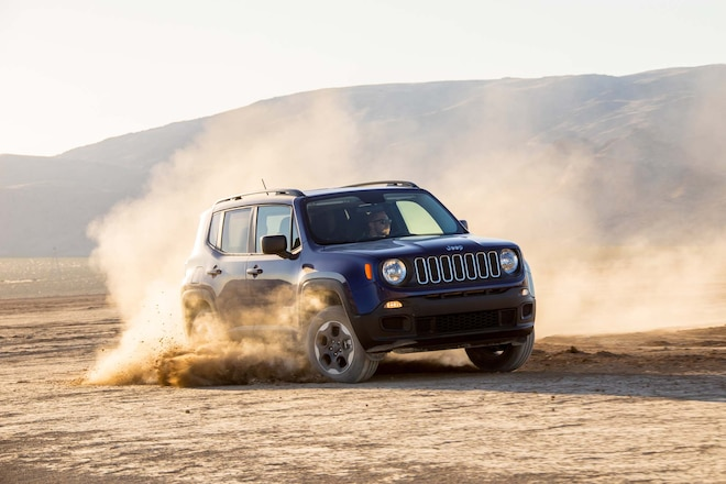 Jeep Expected to Confirm Mini-Renegade SUV