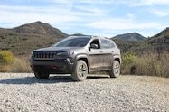 2019 Jeep Cherokee Trailhawk Gray Mike Grasso 1
