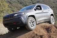 2019 Jeep Cherokee Trailhawk Gray Mike Grasso 22