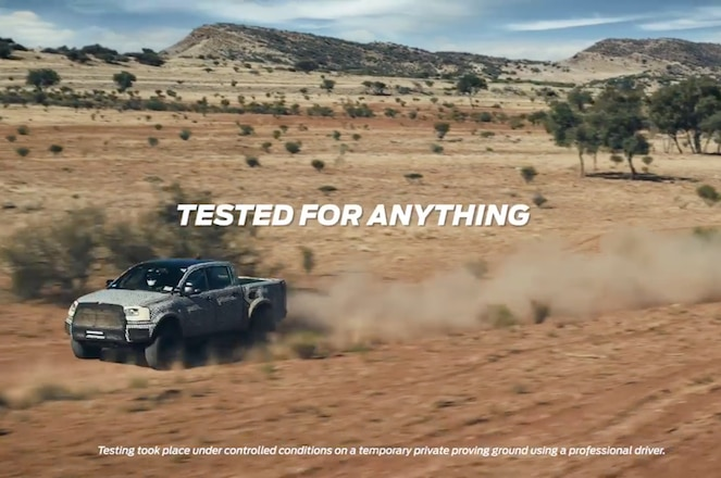 Ford Australia Teases Ranger Raptor in Facebook Video