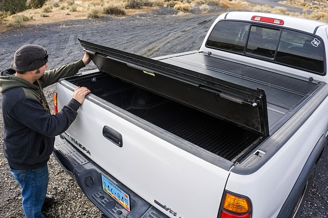 Add Security in Minutes With a BAKFlip Tonneau Cover