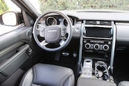 2018 suv of the year land rover discovery HSE luxury Si6 interior