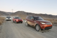 2018 suv of the year lineup