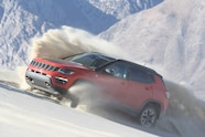 2018 suv of the year jeep compass trailhawk