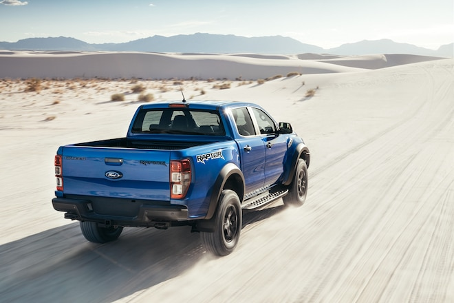 It's Official: Ford Announces the 2019 Ranger Raptor…For Asia Pacific