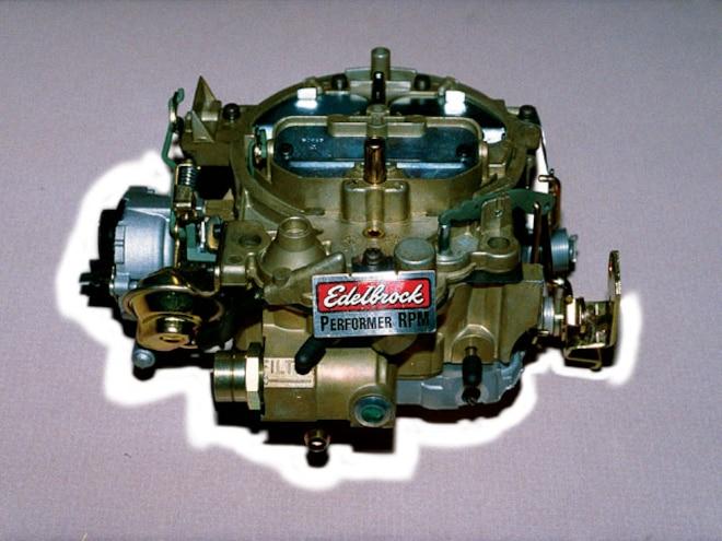 Edelbrock Performer Carburetor Review - Four Wheeler Magazine
