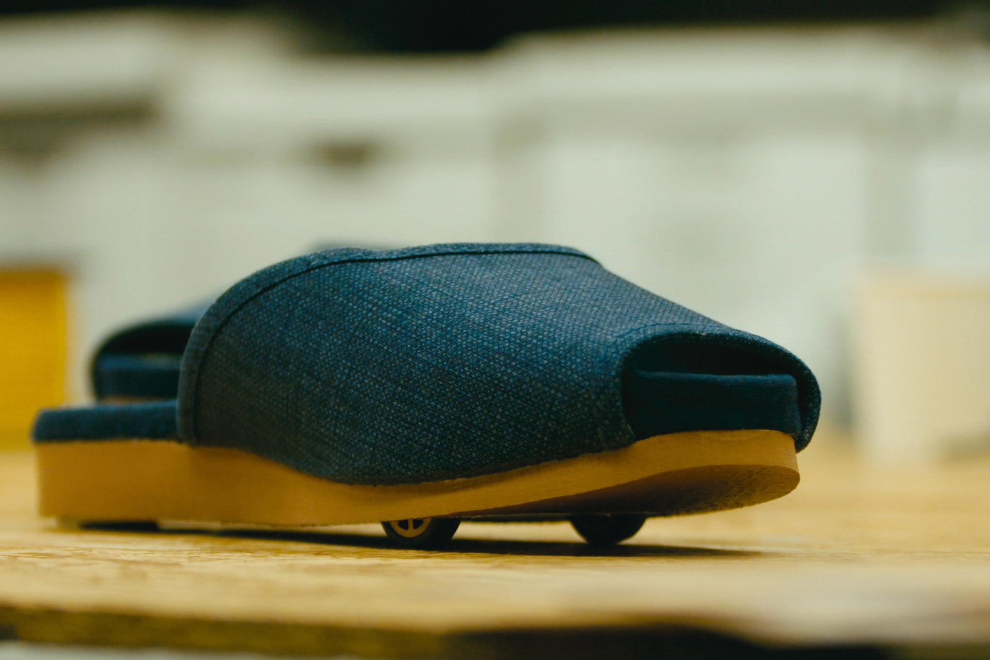 auto news four wheeler nissan self driving slippers