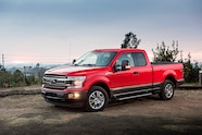auto news four wheeler 2018 ford f150 diesel front