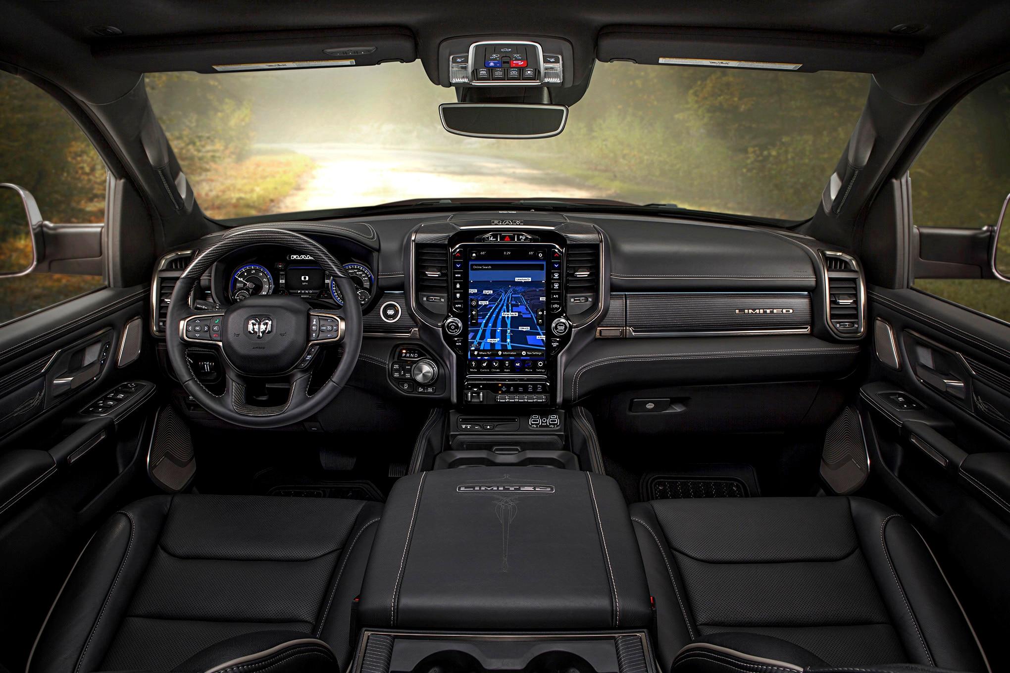 auto news four wheeler 2019 ram 1500 inside