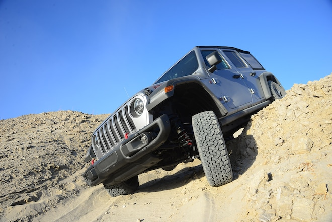 Top 13 First Modifications We Would Make to the All-New 2018 Jeep JL Wrangler