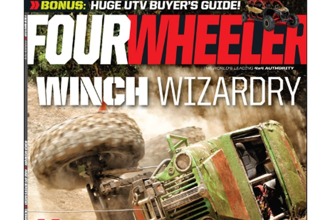 Letters to Four Wheeler Editor