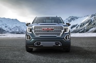 2019 gmc sierra 1500 exterior front view