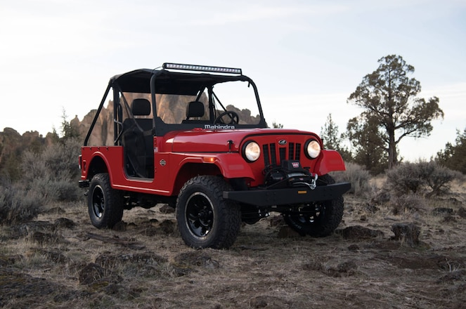 First Look – Mahindra ROXOR Off-Highway Vehicle