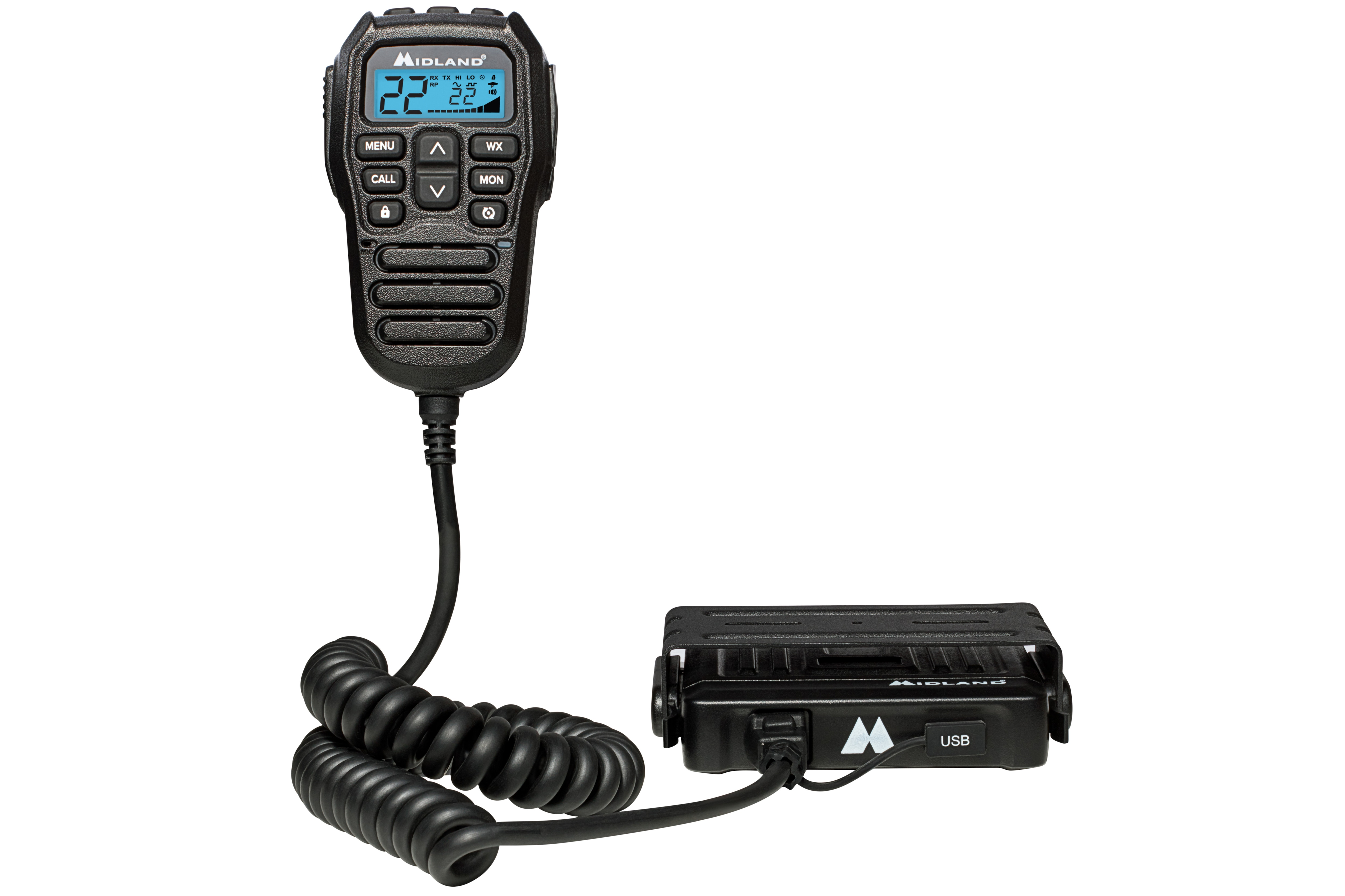 new products midland mxt275 gmrs radio cb communication