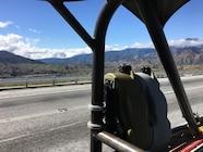 012 Christian Hazel Drives the UACJ6D to Moab Easter Jeep Safari