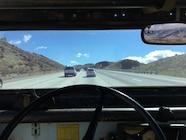011 Christian Hazel Drives the UACJ6D to Moab Easter Jeep Safari