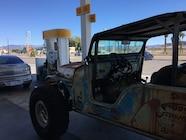 015 Christian Hazel Drives the UACJ6D to Moab Easter Jeep Safari