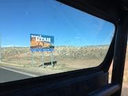 026 Christian Hazel Drives the UACJ6D to Moab Easter Jeep Safari