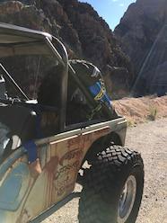 025 Christian Hazel Drives the UACJ6D to Moab Easter Jeep Safari