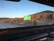 035 Christian Hazel Drives the UACJ6D to Moab Easter Jeep Safari