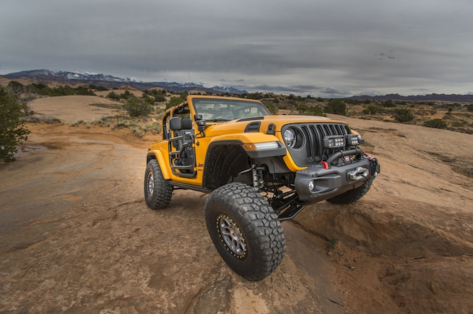 Jeep Nacho Concept At The 2018 Easter Jeep Safari: Photos, Exclusive Video, Opinions