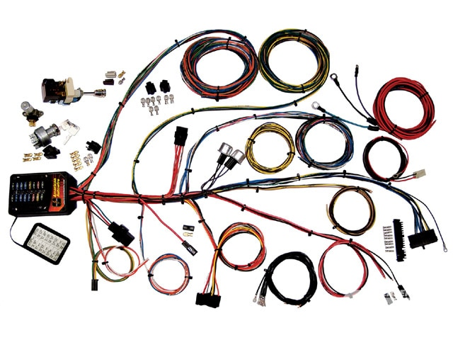 131 0910 09 z 4x4 electrical wiring universal harness4x4 Electrical Wiring Early Bronco Wiring Photo 25168927 #2