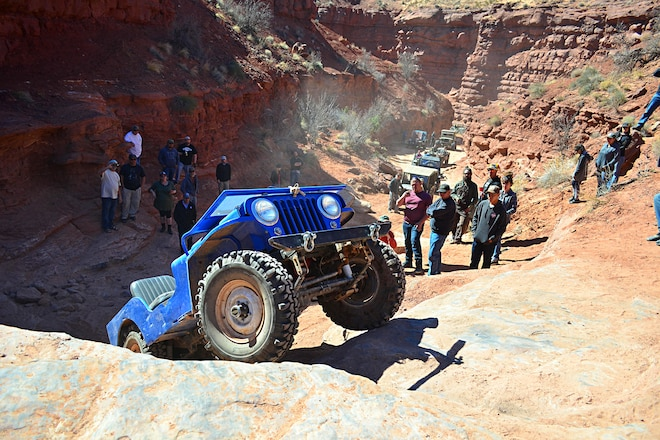 2018 Easter Jeep Safari: Trail Report, The Pickle #EJS2018