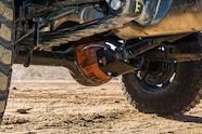 The rear axle is a 31-spline Ford 9-inch with an ARB Air