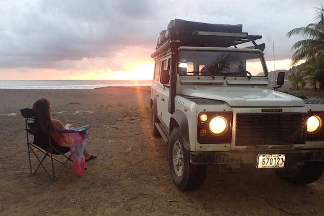 Surf Rovers: Using 4x4s to Search for Costa Rica's Perfect Wave