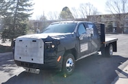 2020 gmc sierra 3500hd chassis cab front quarter 03