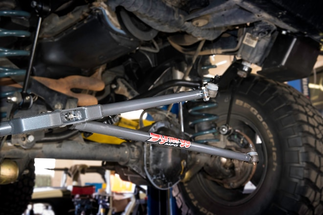How-To: Tighten Up Your Jeep's Steering