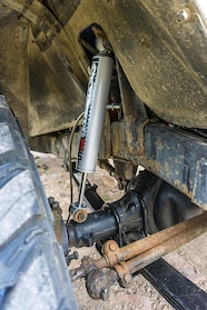 13 fj40 skyjacker m95 shocks