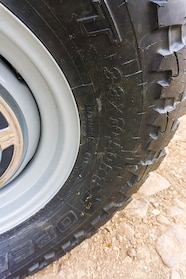 18 fj40 toyo open country tires