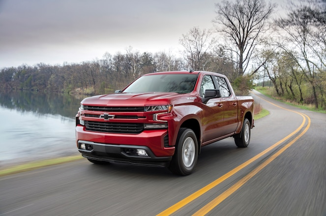 Pre-Production Drive: 2019 Chevrolet Silverado 1500 2.7L Turbo I-4