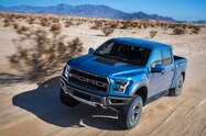 2019 ford f 150 raptor supercrew exterior front quarter 02