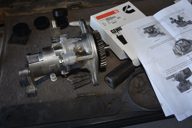 Nuts and Bolts: Leaky Cummins
