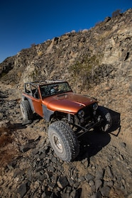 jeepster potential