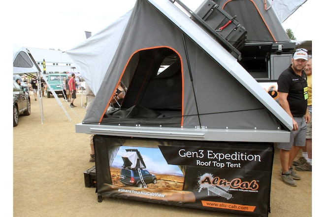 Rooftop Tents 101