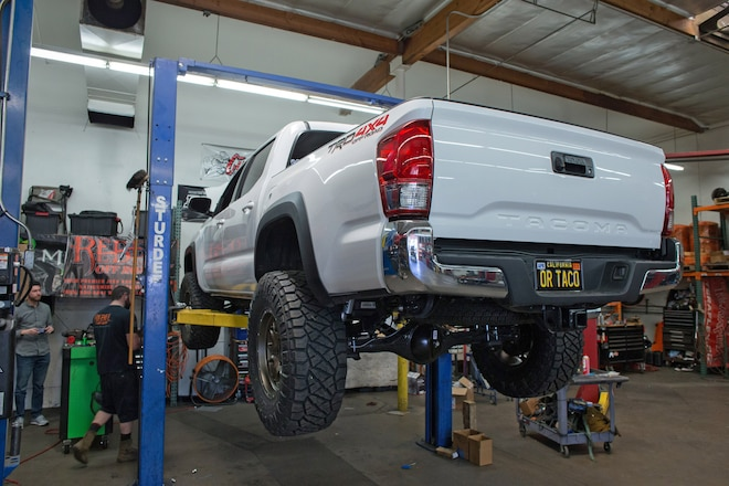 Tacoma Traction: 4.88 Gears And An ARB Air Locker For Our 2017 Toyota Tacoma