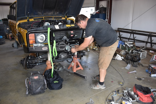 2018 Ultimate Adventure Derange Rover Part 3: Recovery for the Deep Stuff #UA2018