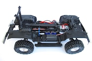 traxxas trx 4 ford bronco chassis profile