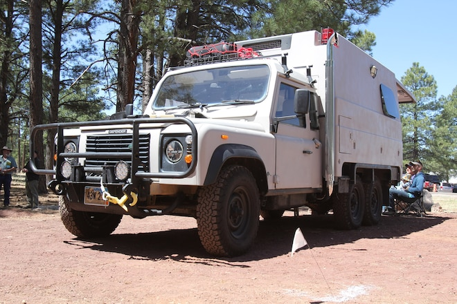 Overland Overload: Packing the Pages With the Coolest Rigs of Overland Expo West