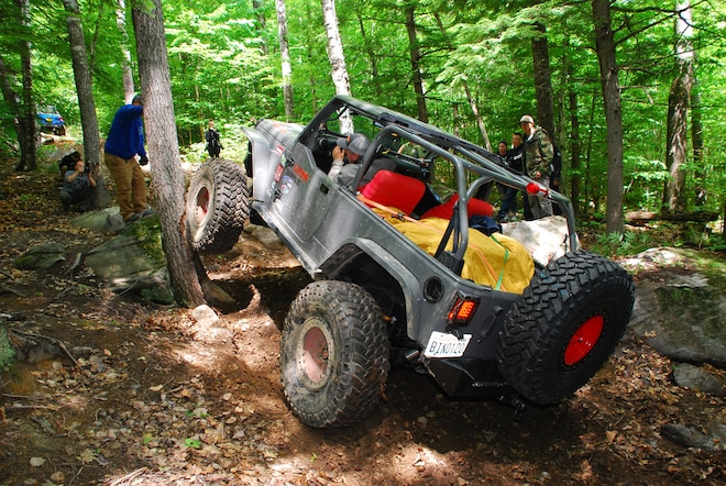 Be Prepared When Going Off Road in Your Jeep