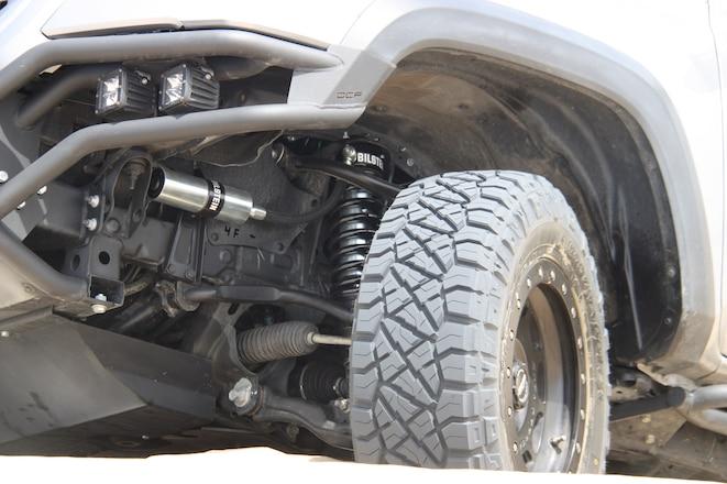 Bump-Tamer: Bilstein B8 8100 Series Install on a 2017 Tacoma TRD Off-Road