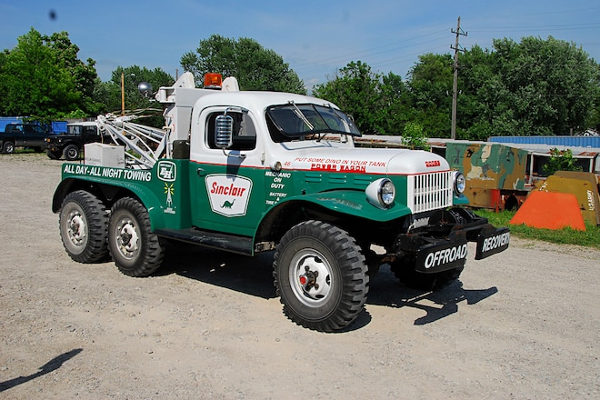 Power to the People: Power Wagon Owners Gather for the 2018 Vintage Power Wagons Rally