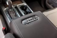 2019 ford f 150 limited interior center armrest plaque