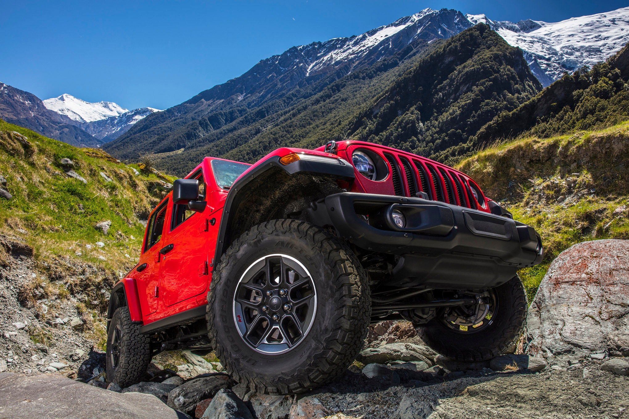 techline 2018 jeep wrangler jl